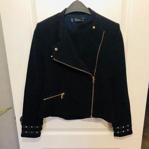 Zara Trafaluc Black Blazer